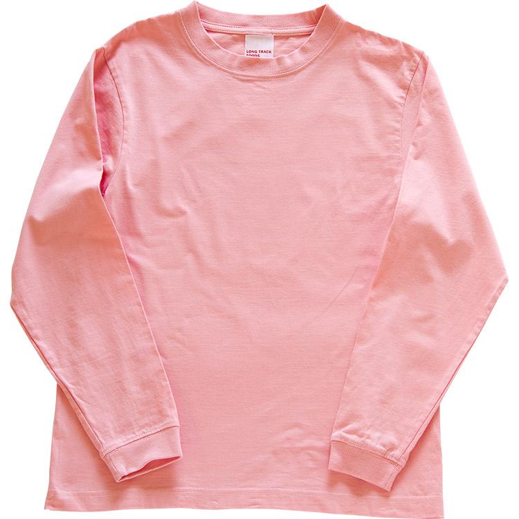10TH BIRTHDAY ロングスリーブTシャツ ピンク