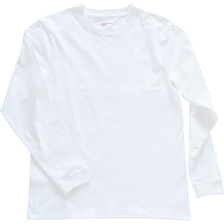 10TH BIRTHDAY ロングスリーブTシャツ 白