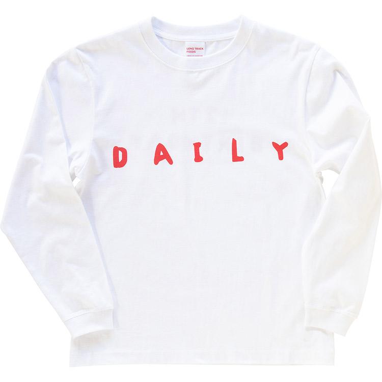 12TH BIRTHDAY ロングスリーブTシャツ (白)
