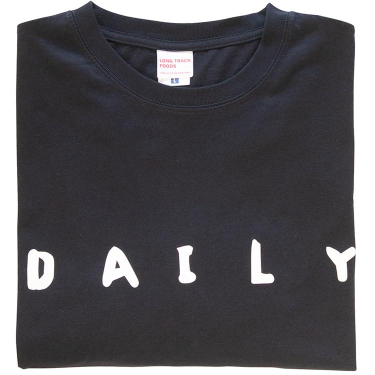 12TH BIRTHDAY ロングスリーブTシャツ (ネイビー)