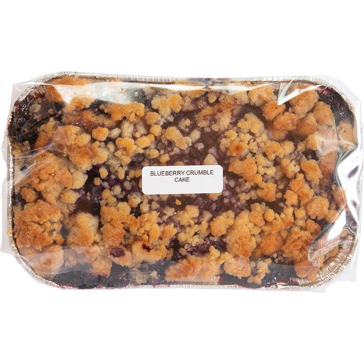ブルーベリークランブルケーキ ※7月限定販売