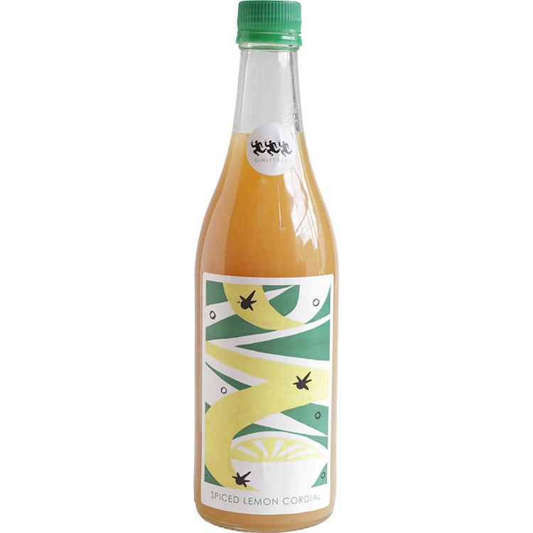 スパイスレモンコーディアル