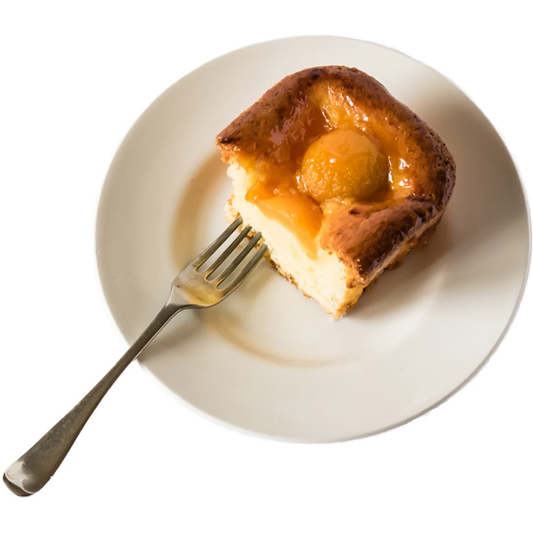 アプリコットケーキ ※9月、10月限定販売