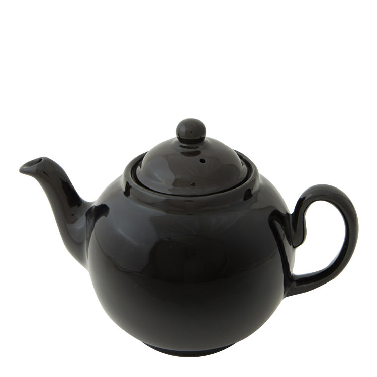 ブラウンベティーのティーポット(Cauldon Ceramics presents)