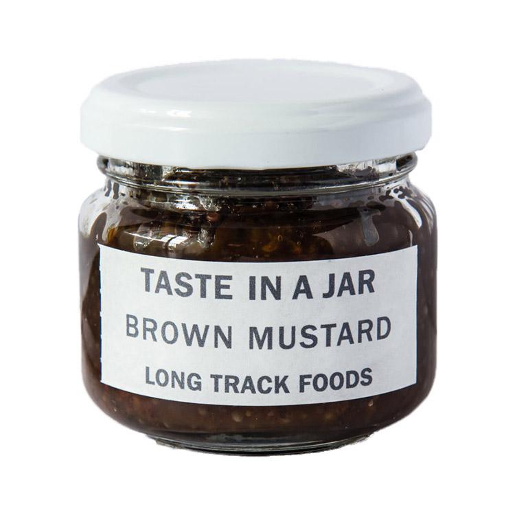 TASTE IN A JAR ブラウンマスタード