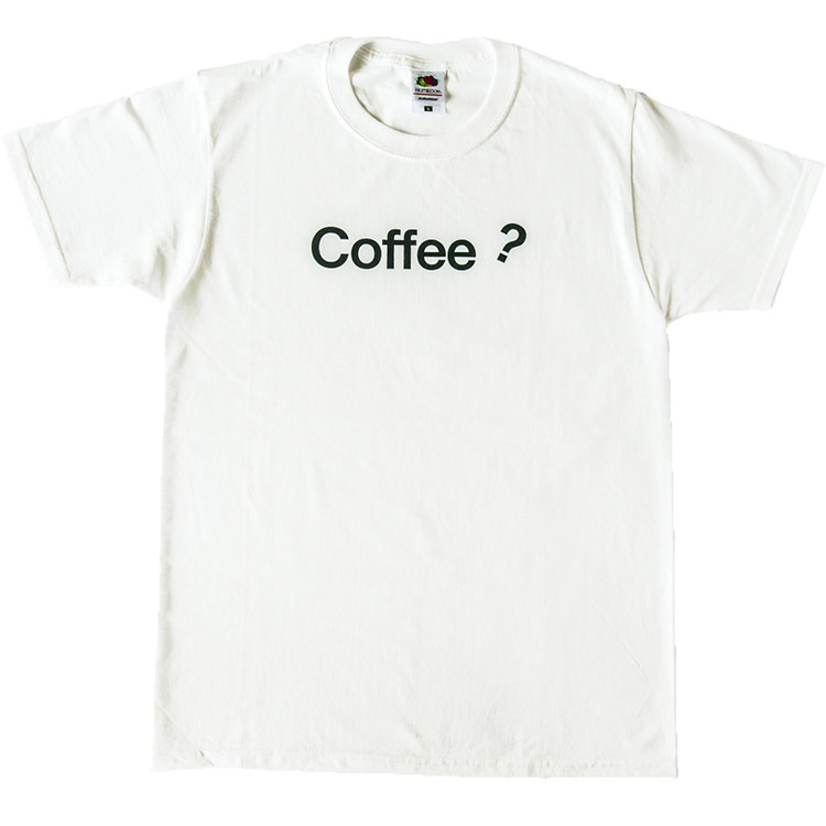 Coffee? Tシャツ