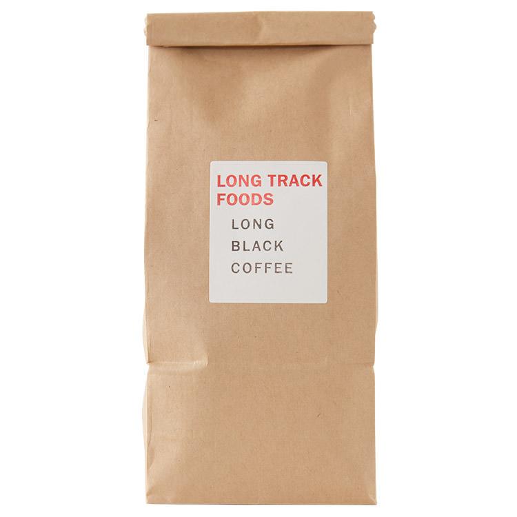 ロング ブラック コーヒー 2017年10月より新しい豆になりました